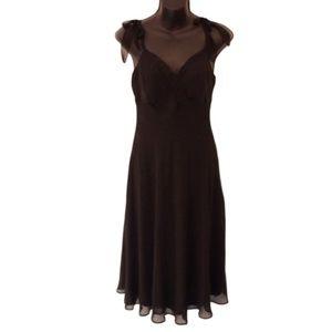 Esprit Collection Chiffon Cocktail Dress- Sz. 4